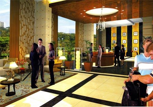 8 Forbestown Lobby