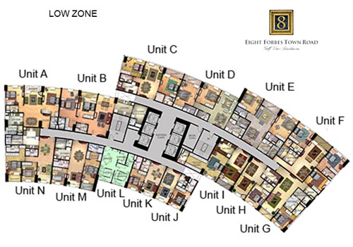 8 Forbestown Low Zone