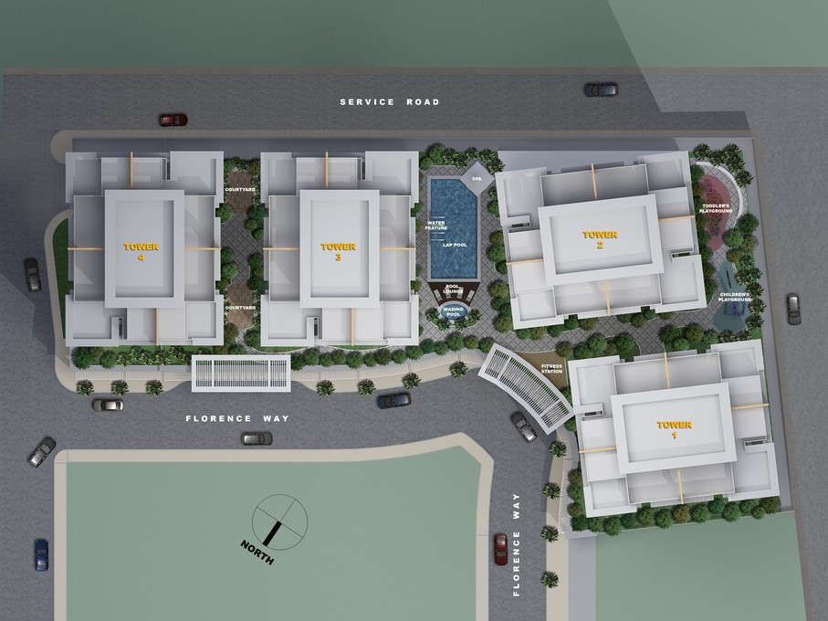 Viceroy Site Development Plan